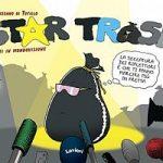 I rifiuti napoletani diventano fumetti