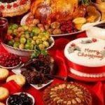 Natale: gli italiani spenderanno 2,8 miliardi per la tavola