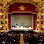 La prima de La Scala teatro di protesta e scontri