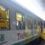 Parte il 'Treno Verde'. Inquinamento e rumore delle citta' italiane sotto esame
