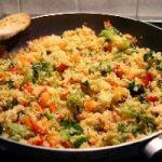 Le ricette di Elena, come preparare un pranzo veloce e di effetto