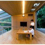 Dal Giappone arriva Eco House, e ti ricarica anche l'auto ecologica