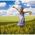 Il contatto con la natura fa bene alla salute