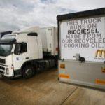 McDonalds, auto aziendali si riforniranno con olio di scarto delle patatine