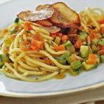 Le ricette di Elena / Il ragu' domenicale e' vegetale, al seitan