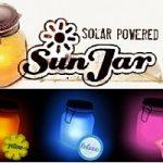 Ecoinvenzioni, la luce solare in un barattolo