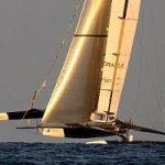 America's cup. La regata si trasferisce da Napoli a Venezia