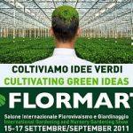 Florivivaismo e giardinaggio: a Padova oggi inizia Flormart 2011