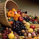 Frutta e verdura di settembre: la salute in tavola