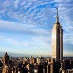 L' Empire State Building si tinge di verde