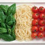 La foto del giorno/ I 150 dell'Unita' d'Italia in un solo piatto. Tricolore, of course