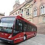 A Bologna parte il primo autobus elettrico senza batterie
