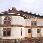 La casa in paglia sara' costruita a Roma