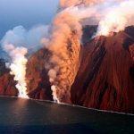 Vulcani, in eruzione rilasciano una grande quantita' di energia. IL caso Stromboli