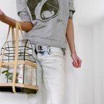 Eco-Fashion: quando l'orto addosso fa chic