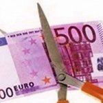 Crisi economica, famiglie tagliano spesa di 957 euro annui