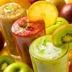 Dieta, e' estate, tempo di centrifugati. La ricetta melone, cetriolo e pesca