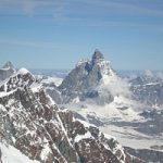 Caldo anche sul Monte Rosa, si teme per le valanghe