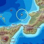 Terremoto: la terra trema in Sicilia e Calabria. Il video della scossa