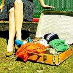 Riciclo, come riutilizzare una valigia