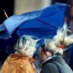 Dalla Scandinavia arriva Medea: piogge e temperature piu' miti