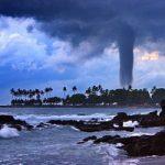 Uragano Sandy provocato dai cambiamenti climatici