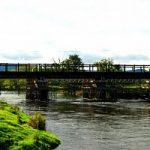 In Scozia un ponte di bottiglie di plastica