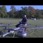 Eco-invenzioni, l'elicottero elettrico che potrebbe sostituire le auto. Il Video