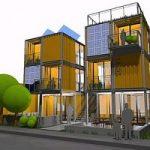 Architettura: dal container in disuso al mini loft di lusso