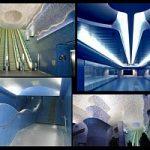 Napoli stazione Toledo la più bella Metropolitana d'Europa
