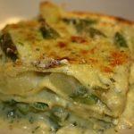 Ricetta, lasagne al pesto