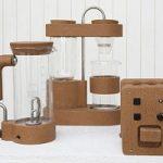 Ecoinvenzioni: gli elettrodomestici di sughero che nascono dal riciclo
