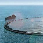 Energia fotovoltaica: isole solari in un lago della Svizzera