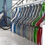 Ecoinvenzioni: la bici realizzata con bottiglie di plastica riciclate