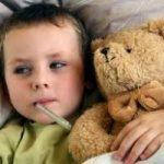L'influenza ha colpito soprattutto i bambini. Colpa dell' alimentazione