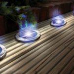 Ecoinvenzioni: il Led fotovoltaico per illuminare il giardino