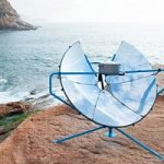 Ecoinvenzioni: il fornello solare portatile