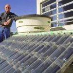 Solare termico fai da te, con le bottiglie di plastica. Il video