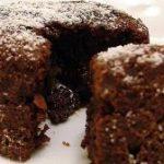 Ricetta, tortino al cuore di cioccolato