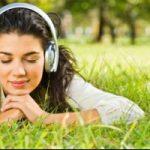Benessere: la musica allegra mette di buon umore