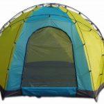 Ecoinvezioni: la tenda biodegradabile usa e getta