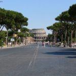 Roma: da agosto via dei Fori Imperiali chiusa al traffico