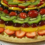 Ricetta, crostata di frutta
