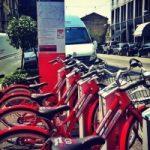 A Padova e' boom di bike sharing