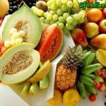 La frutta che fa bene all'organismo