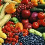 Cinque porzioni di frutta e verdura, per allungare la vita