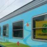 Parte il treno Verde di Legambiente, contro l'inquinamento