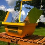 Ecoinvenzioni: il forno portatile ad energia solare