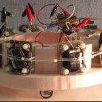 Tecnologia:  il robot che si alimenta con l'acqua di scarico