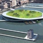 A New York le isole di rifiuti, per una citta' piu' pulita